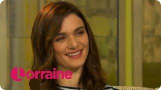Rachel Weisz On Being Married To Bond | Lorraine