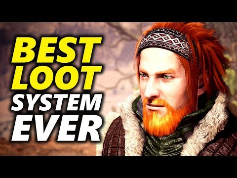 MONSTER HUNTER has the MOST REWARDING Loot System of Any Game Ever Made thumbnail
