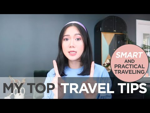 My Top Travel Tips | Camille Co