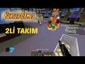 Minecraft Hunger Games #7 - 2Lİ Takımla Mücadele