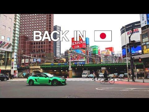 BACK IN JAPAN! & It's KINO.STI!