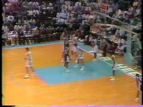 02/05/1992:  #1 Duke Blue Devils at #9 North Carolina Tar Heels