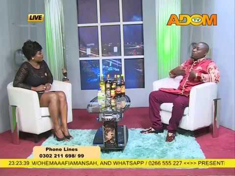 Upclose with Nana Togbe Kedinakpo - Nsem nketenkete on Adom TV (14-12-17)
