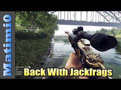 Back With Jack - Battlefield 5 thumbnail