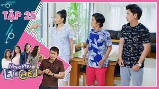 Nhạc Phụ Lắm Chiêu - Tập 25 [FULL HD] | Phim Việt Nam mới nhất 2019 | 18h45 thứ 7 trên VTV9