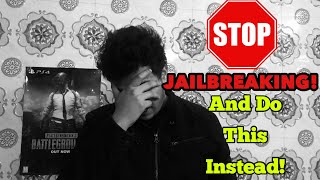STOP Jailbreaking your PS4 || 7 tips for Budget gaming ||