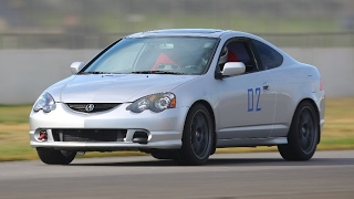 375 WHP Turbo Acura RSX Type S - One Take