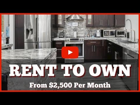 Best Rent To Buy Homes Toronto GTA - Own From $2,500 / Month