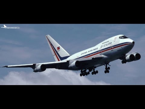 FS2004 - Panic Over The Pacific (China Airlines Flight 006) RE-UPLOAD