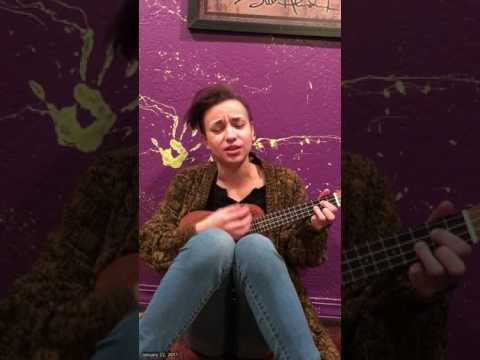 Uke Cover of wild Horses by The Rolling Stones