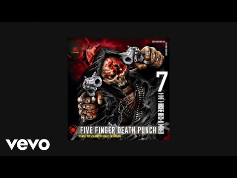 Five Finger Death Punch - Stuck In My Ways (AUDIO)