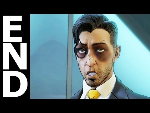 BATMAN Telltale Episode 4 ENDING - Go To Wayne Enterprises To Stop Oswald - Walkthrough Gameplay