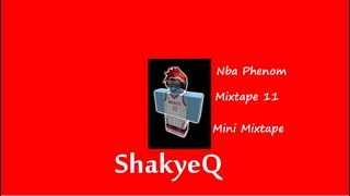 Roblox | NBA Phenom Mixtape 11!! | Mini Mixtape (Last Mixtape) #Roblox #NbaPhenom