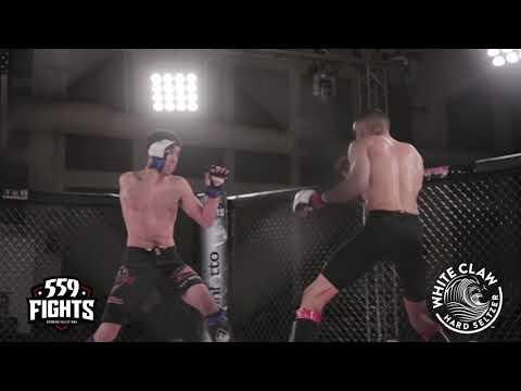 559 Fights #78 Cameron Mckinney vs Emilio Cruz