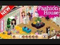 Games for girls Fashion house to play online free download