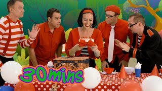 A Birthday Surprise   Episodes   Lah-Lah's Adventures   Lah-Lah
