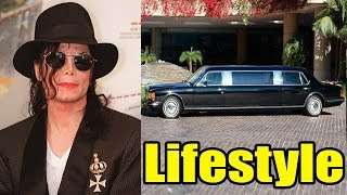 Michael Jackson Lifestyle, School, Girlfriend, House, Cars, Net Worth, Family, Biography 2018