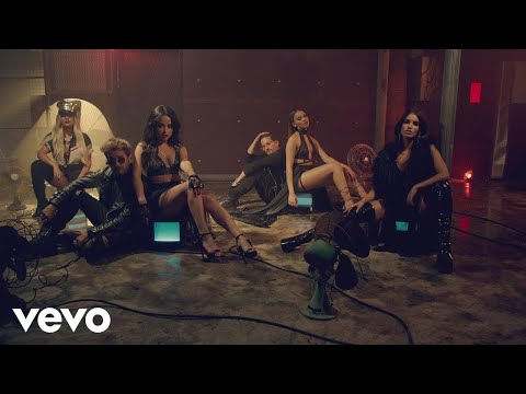 Mau y Ricky, Karol G - Mi Mala (Remix - Official Video) ft. Becky G, Leslie Grace, Lali