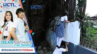 Video DEAR NATHAN THE SERIES - Kocak Karena Telat Salma Harus Manjat Pagar [2 Oktober 2017] download MP3, 3GP, MP4, WEBM, AVI, FLV April 2018
