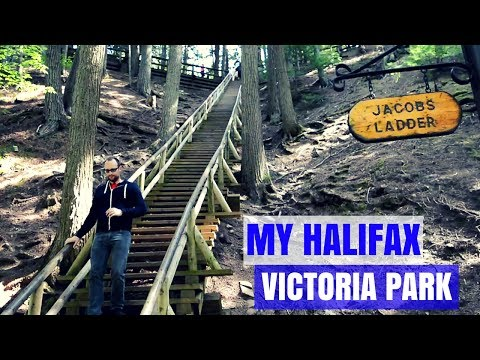 Victoria Park - My Halifax - Things To Do In Halifax