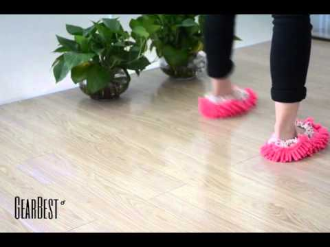 Chenille Mopping Dusting Practical