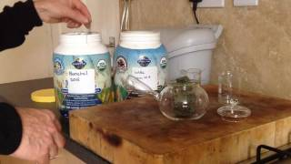 The Gift of Horsetails and Making Silica Rich Tea - E421 - Youtubeshaman.com
