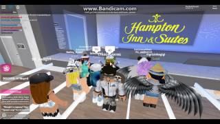 | NUOVO HAMPTON INN | ROBLOX | CRAZY OCCUPATO |