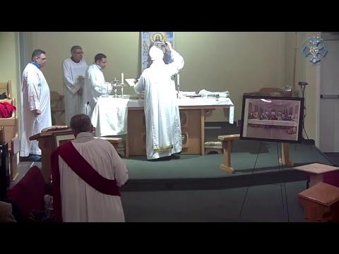 St. Mary & St. Paul Coptic Orthodox Church in Calgary