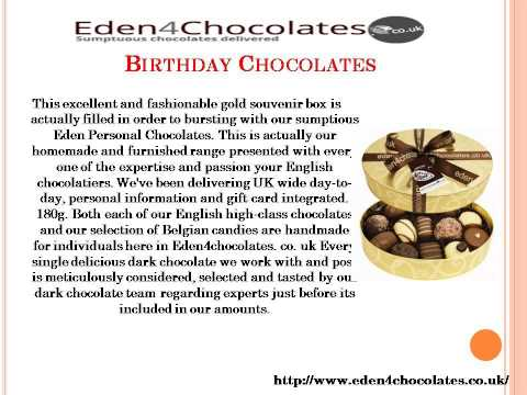 Chocolates Delivered UK