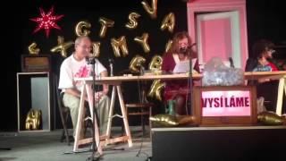 Lemura Lepá -Rádio Ořechovka 19.12.2013 - o české společnos