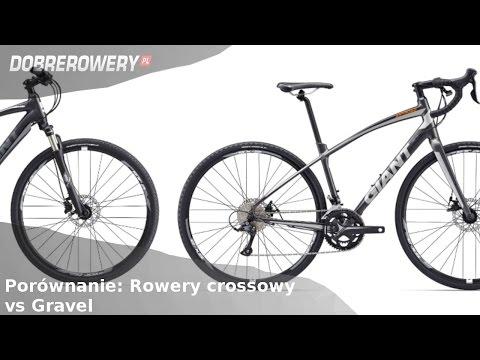 Porównanie: Rower crossowy vs Gravel