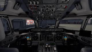 P3D V4 - TFDi 717 - Real Light - 4K