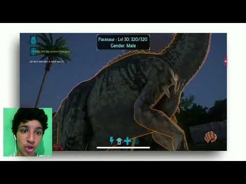 Primer video con cámara reacción al nuevo Ark para movil