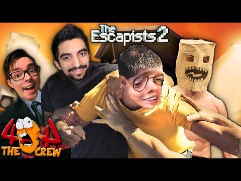 Σπάμε στο ΞΥΛΟ τον ΒΑΣΙΛΗ! | 404 The Escapists 2 |