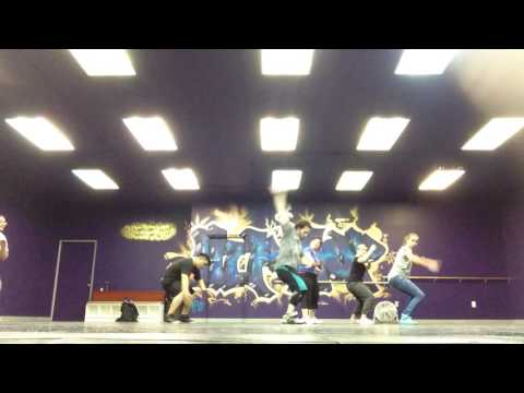 Illest (remix) - Far East Movement ft. Riffraff, schoolboy Q and B.O.B | Stephen Grantier choreogra