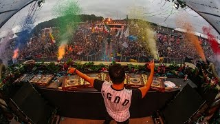 Laidback Luke - LIVE @ Mainstage, Tomorrowworld (2015)