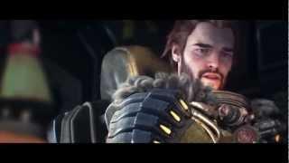 Lost Planet 3 (2012) новый официальный трейлер к игре HD