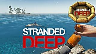Stranded Deep: Sobrevivendo ao primeiro dia #01