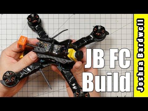 Bardwell F4 AIO Flight Controller Build