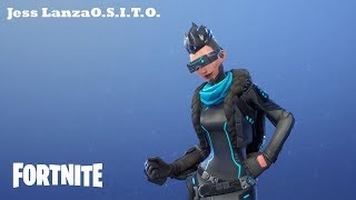 Jess LanzaO.S.I.T.O. / LanzaO.S.I.T.O.   Fortnite: Sauver le monde #65