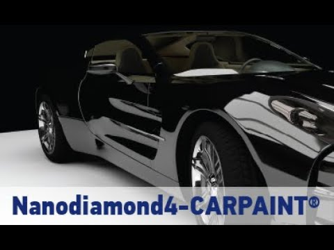 NANODIAMOND4 CARPAINT (CERAMIC COATING) by NANO4LIFE EUROPE L P