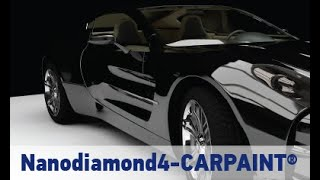 NANODIAMOND4 CARPAINT (CERAMIC COATING) | by NANO4LIFE EUROPE L P