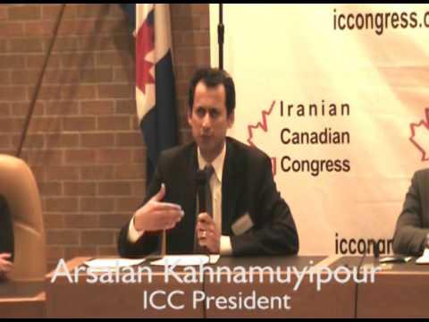 ICC 2016 AGM - Part (2) President Report. مجمع عمومی کنگره ایرانیان - قسمت دوم - گزارش رئیس