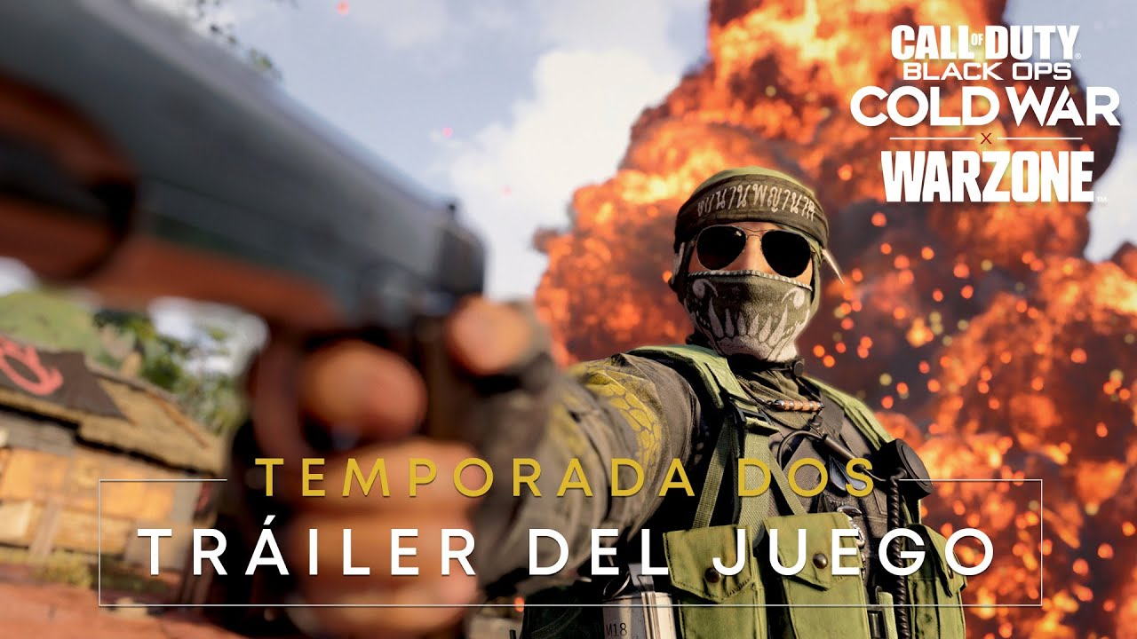 Tráiler de la Temporada dos | Call of Duty®: Black Ops Cold War y Warzone™
