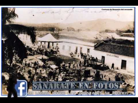 Canto a Sanarate Manuel Campos