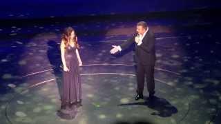 Άννα Βίσση & Αντώνης Ρέμος - 'Ένα ή κανένα' (Finale, Pantheon Theater, 29/12/13)