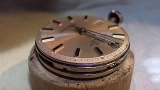 十點九分鐘錶rolex 1601型 古董勞力士大保養 錶帶 防水設備 安全鏡面維修3 2