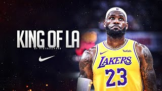 Is lebron the king of la? check out all his thunderous dunks, amazing assists and memorable moments 2019 nba season in this ultimate james m...