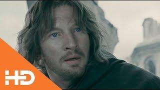 Фарамир отпускает Фродо и Сэма ✦ Властелин колец: Две крепости (2002)