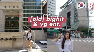 Big Hit, Hongdae, & YG! [LAST DAY!] || Seoul Vlog VIII